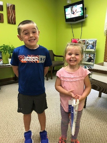 Two of our wonderful, smiling patients | Salem, NH
